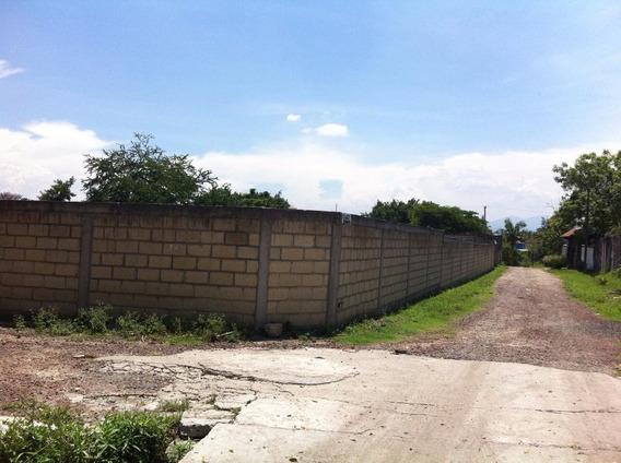 Terreno Urbano En Lázaro Cárdenas / Xochitepec - Cam-1276-tu