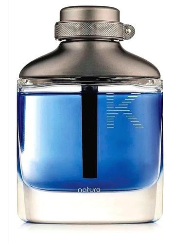 Perfume K Eau De Parfum 100ml Natura Or - mL a $540