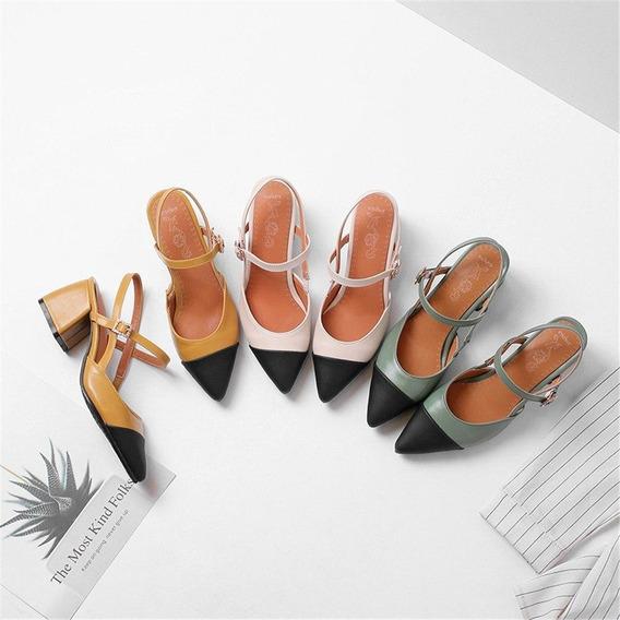 Sapato Feminino Morazora 00008 Importado Frete Grátis