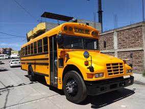 Autobus Escolar Blue Bird Caterpilla 2007 Tratamos