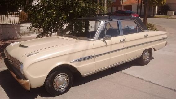 Ford Falcon Futura 1965 Con Gnc