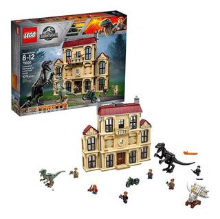 Lego 75930 Jurassic World Juguete De Dinosaurio