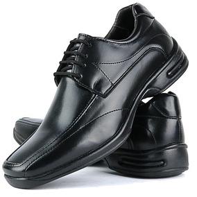 65b54f431c Sapato Social Bico Quadrado - Sapatos Sociais para Masculino no ...