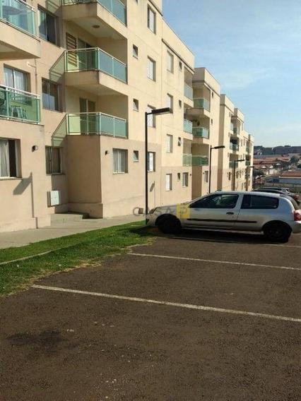 Apartamento Com 2 Dormitórios À Venda, 53 M² Por R$ 210.000 - Vila Camargo - Limeira/sp - Ap0453