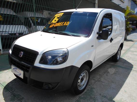 Fiat Dobló Cargo 1.8 15/16 C/ Ar- Cond+ Dir. Hid.
