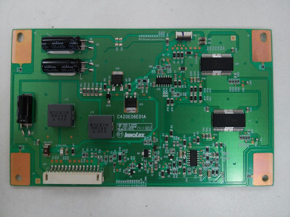 Placa Inverter Tv Panasonic Tc-39a400b ( C420e06e01a )
