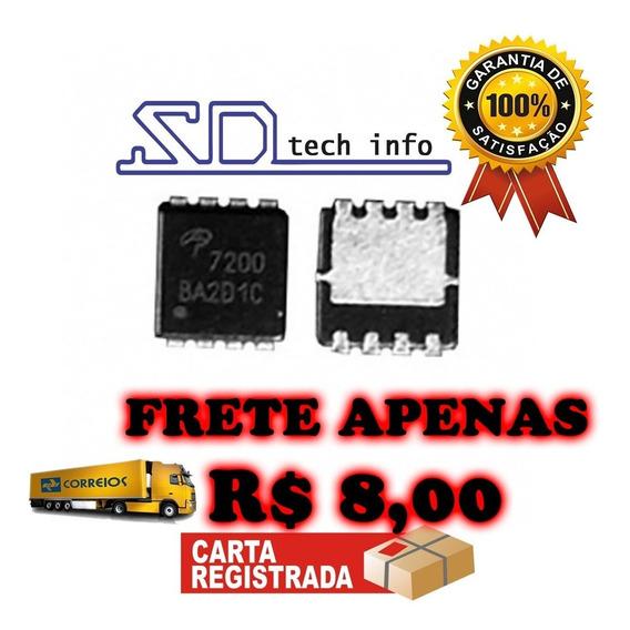 Kit 5 Und - Ci Smd Aon7200 Aon 7200 (aon7410 Ap9402)