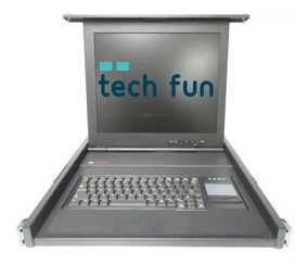 Monitor Kvm Servidor Console Rack 17 Teclado/mouse Avocent