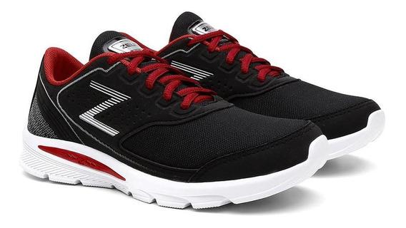 Tênis Masculino Zeus Conforto Esporte Caminhada Dia A Dia