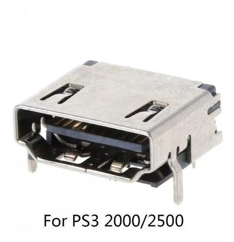 Puerto Hdmi Para Ps3 Modelo 2000, 2500