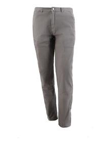 Pantalon Hombre Lascar Cotton Pant Gris Oscuro Lippi