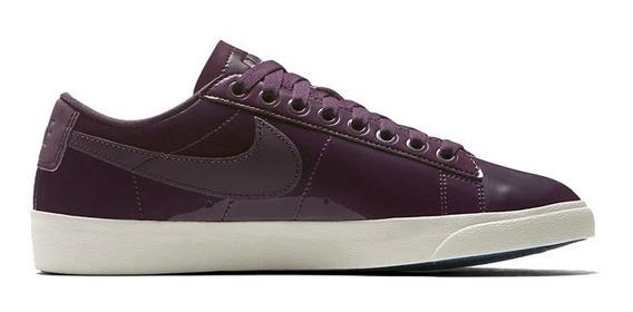 Tenis Nike Blazer Low Se Premium - Morado - Mujer