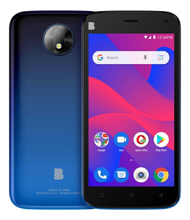 BLU C5 (2019) Dual SIM 16 GB Azul 1 GB RAM