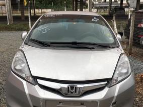 Sucata Para De Retirada Peças Honda New Fit Lx 1.4 16v 2013