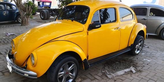 Volkswagen Escarabajo Coupe Totalm. Restau