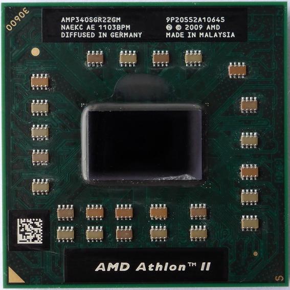 Processador Amd Mobile Athlon 2 P340 Amp340sgr22gm