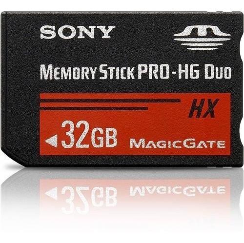 Cartão De Memória Pro-hg Duo 32gb - Sony