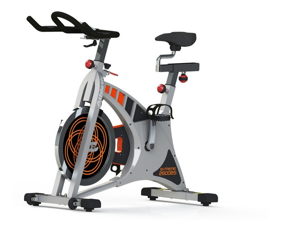 Bicicleta Spinning Athletic 2600bs Semi Prof. Disco 20kg