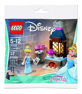 Lego Disney Princess 37 Piezas Sharif Express 30551