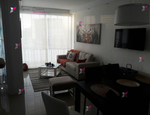 Moderno Apartamento De Dos Dormitorios En La Península- Ref: 9487
