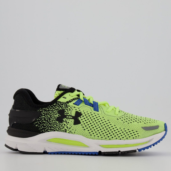 Tênis Under Armour Charged Spread Knit Verde