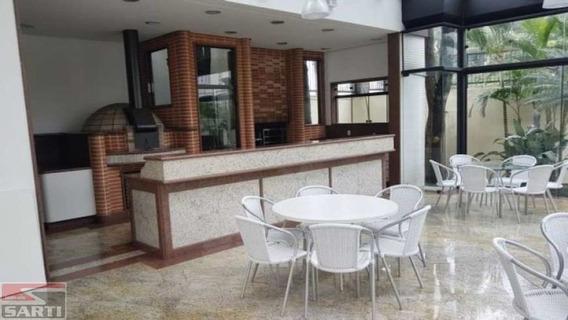 Moderno Com Sacada Gourmet - St1547