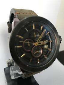 Relógio Seculus Masculino Cronógrafo 13020gpsvyc2