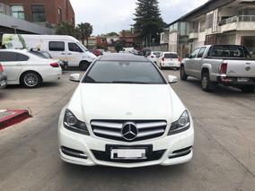 Mercedes Benz Clase C C250 Coupe Única