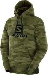 Blusa Masculina Salomon - Salomon Graphic Hoodie - Casual