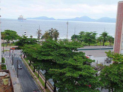 Apartamento Com 3 Dorms, Ponta Da Praia, Santos - R$ 750 Mil, Cod: 818 - V818