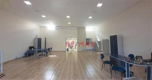 Sala Para Alugar, 200 M² Por R$ 4.000,00/mês - Jardim Paraíso - Botucatu/sp - Sa0100