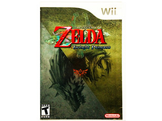 Zelda Twilight Princess - Nintendo Wii