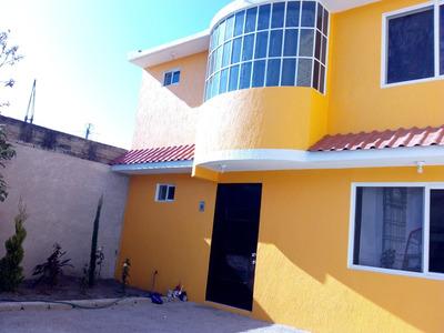 Hermosa Casa, Tulpetlac Texalpa A Una Cuadra De La Autopista
