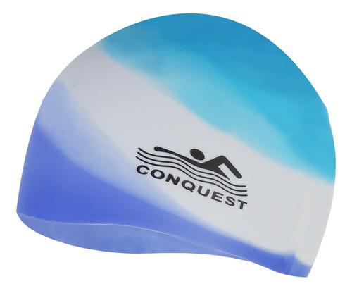 Silicone Swim Cap Fashion Unisex Impermeável