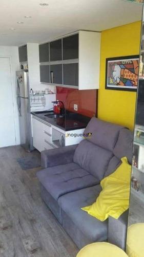 Imagem 1 de 15 de Loft Com 1 Dormitório À Venda, 37 M² Por R$ 421.000,00 - Alto Da Boa Vista - São Paulo/sp - Lf0023