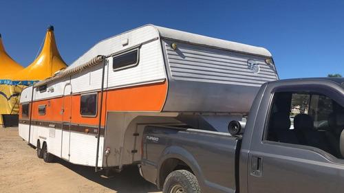 Trailer Turiscar Monterey 5a Roda