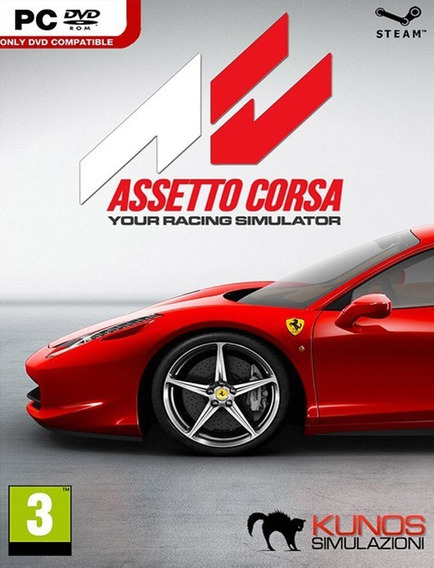 Assetto Corsa Pc - Steam Key (envio Flash)