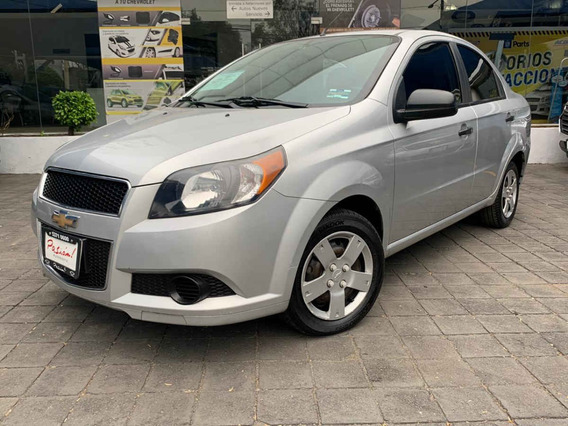Chevrolet Aveo 2014 4p Ls L4/1.6 Aut