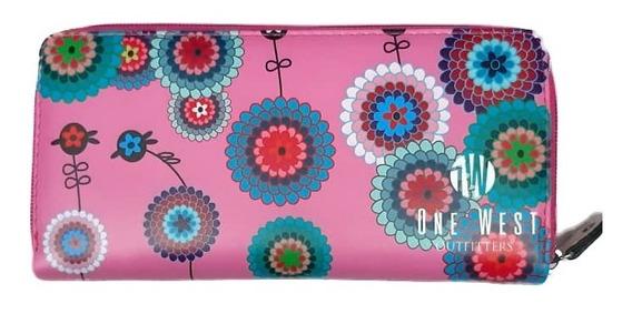 Billetera De Mujer Diferentes Diseños /678 X 6 Unidades