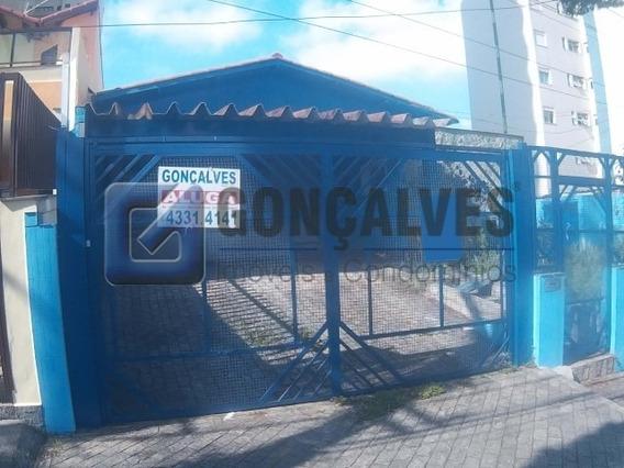Locação Casa Terrea Sao Bernardo Do Campo Nova Petropolis Re - 1033-2-13531
