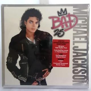 Michael Jackson Bad Deluxe Edition Vinilo Nuevo Musicovinyl
