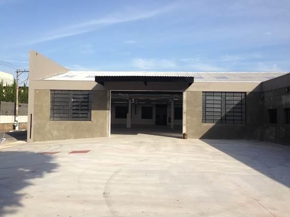 Galpão Para Alugar, 1027 M² Por R$ 30.000/mês - Vila Socorro - São Paulo/sp - Ga0066