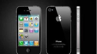 Celular iPhone 4 Preto