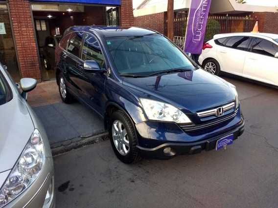 Honda Crv 2.4 Exl At 4x4