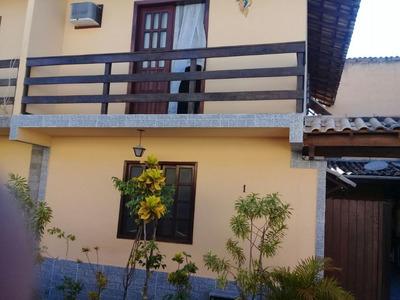 Casa Em Colubande, São Gonçalo/rj De 75m² 2 Quartos À Venda Por R$ 260.000,00 - Ca213426