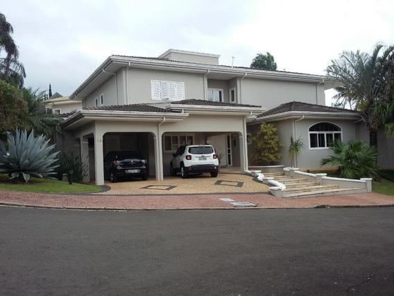 Casa Com 4 Dormitórios À Venda, 500 M² Por R$ 2.700.000,00 - Condomínio Monte Carlo - Valinhos/sp - Ca2311