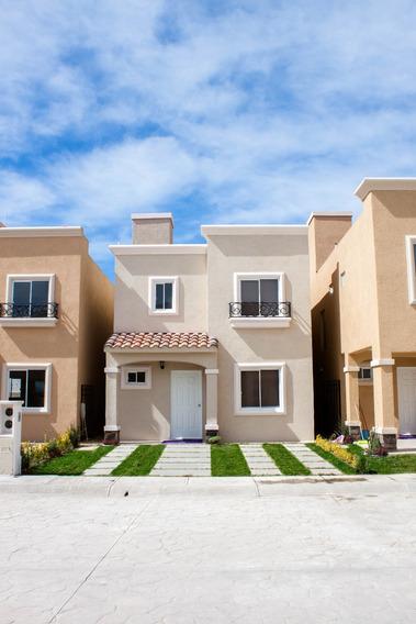 Casa Nueva En Exclusivo Desarrollo Residencial