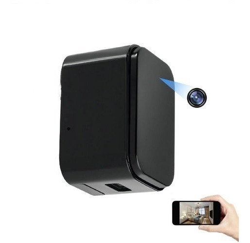 Câmera Carregador Wifi, Hd1080p Wi-d8