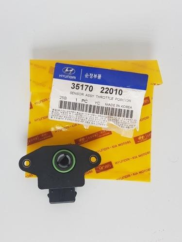 Sensor Tps Hyundai Accent Getz Tucson Elantra 100% Original!