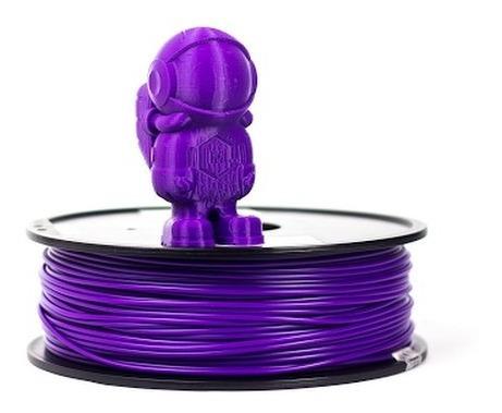 Filamento Roxo ( Purple) Pla 1,75 Mm Para Impressora 3d-1kg